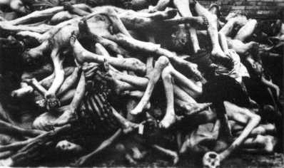 Bodies in Dachau